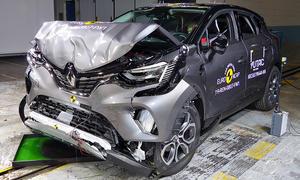 Renault Captur (2019): Crashtest