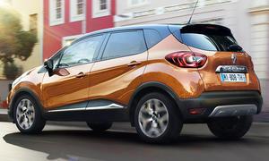 Renault Capture Facelift (2017)