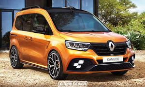 Renault Kangoo R.S. (Illustration)