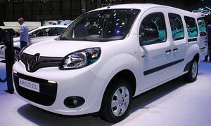 Renault Kangoo Z.E. (2017)