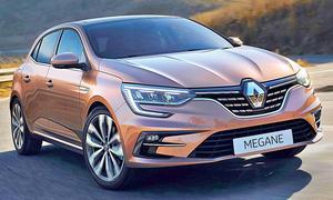 Renault Mégane Facelift (2020)