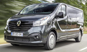 Renault Trafic Superclass (2017)