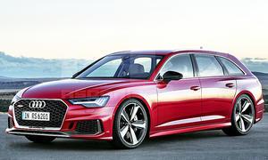 Audi RS6 (2019)
