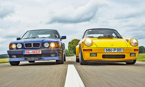 Ruf CTR/Alpina B10: Classic Cars