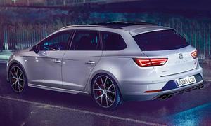 Seat Leon Cupra ST Carbon Edition (2018)
