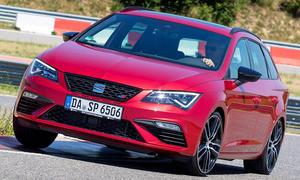 Seat Leon Cupra ST Facelift (2017)