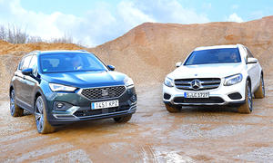 Seat Tarraco/Mercedes GLC