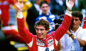 Ayrton Senna: Doku-Serie auf Netflix
