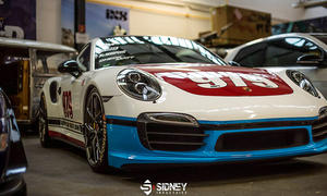 Porsche 991 Turbo S von Sidney Industries