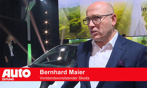 Skoda-Chef Bernhard Maier