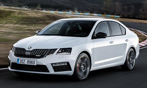 Skoda Octavia RS Facelift 2017