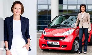 Smart-Chefin Katrin Adt (li.) & Annette Winkler