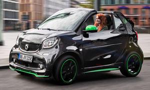 Neues Smart ED Cabrio (2017)
