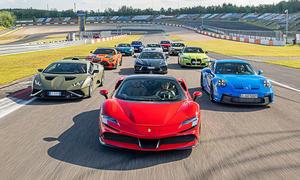 Sportwagen des Jahres 2021