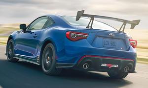 Subaru BRZ tS (2018)