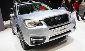 Subaru Forester auf der IAA