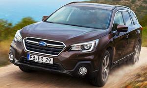 Subaru Outback (2018)