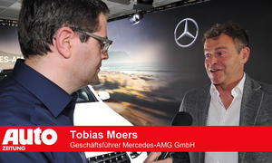 Tobias Moers im Interview: Video