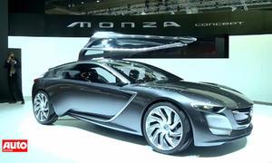 Opel Monza Concept Car: IAA 2013