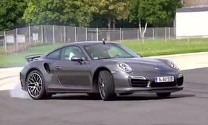 Porsche 911 Turbo S 2013: Neuer Top-Elfer im Video