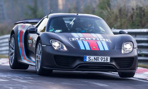 Porsche 918 Spyder: Nürburgring-Rekord im Video