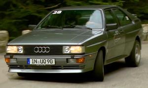 Audi Urquattro: Video zeigt Sportwagen-Legende