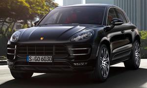 Porsche Macan: Video zeigt Dynamik-SUV