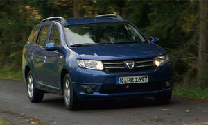 Dacia Logan MCV: Video