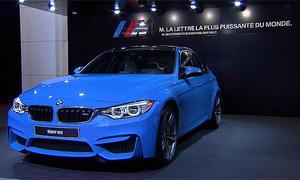 BMW auf dem Genfer Autosalon