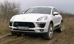 Porsche Macan S im Video