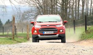 Ford EcoSport 2014 im Video: Zweite Generation