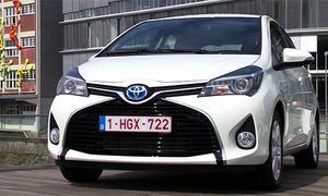 Toyota Yaris – Mit Hybrid auf Erfolgskurs