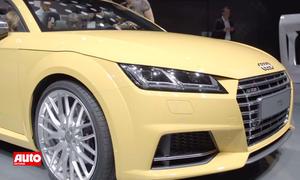 Interview: Entwicklungsvorstand Hackenberg über die Zukunft des Audi TT
