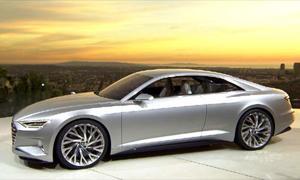 Audi Concept-Studie A9 Prologue