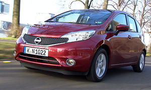 Nissan Note in zweiter Generation