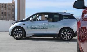 BMW auf der CES 2015 in Las Vegas
