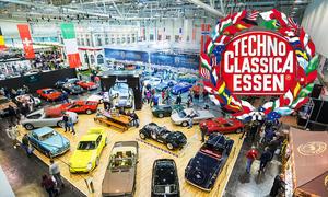 Techno Classica Essen 2019