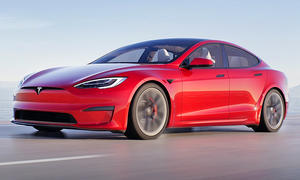Tesla Model S Facelift (2021)