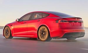 Tesla Model S Facelift (2021)