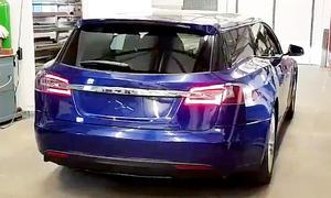Tesla Model S Kombi