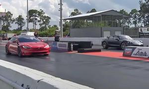 Tesla Model S Plaid/Porsche Taycan Turbo S