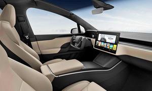 Tesla Model X Facelift (2021)