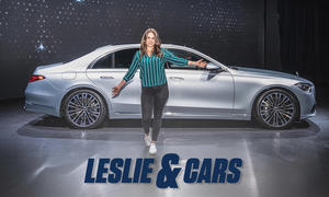 Mercedes S-Klasse (2020) Check: Leslie & Cars