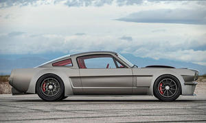 """Ford Mustang """"Vicious"""" von Timeless Kustoms"""