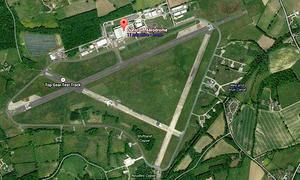 """Top Gear""-Teststrecke Dunsfold Aerodrome"
