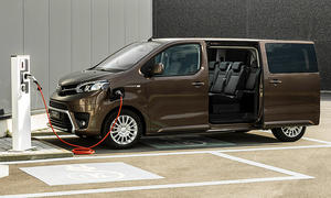 Toyota Proace Verso Electric (2021)