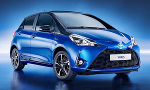 Toyota Yaris Facelift (2017)