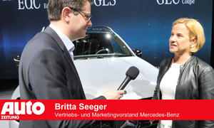 Britta Seeger im Interview: Video