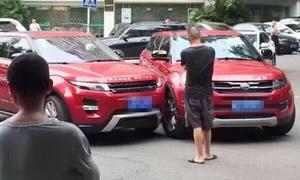 Range Rover Evoque und Landwind X7