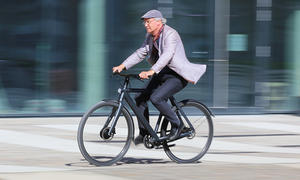 E-Bike-Test: Vanmoof S3